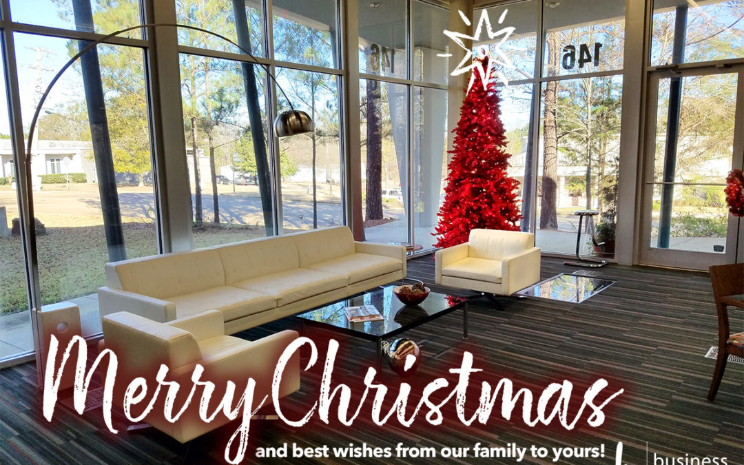 Merry Christmas, from our family to yours!