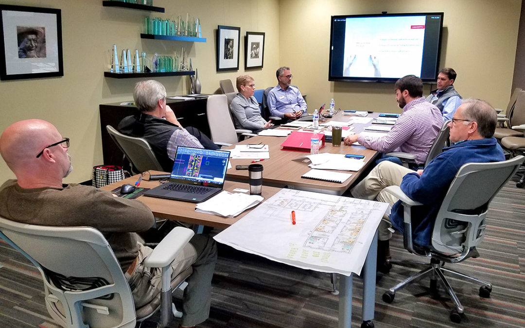 Enclose Moveable Wall Systems Training Day @ Business Interiors