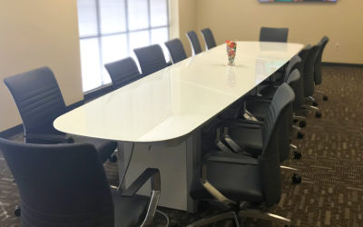 INSTALL:  Beautiful, Tech-Savvy Conference Room Furnishings
