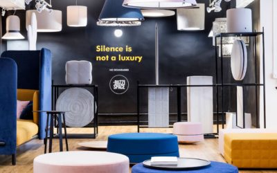 CREATE HAPPY, HEALTHY WORKSPACES WITH BUZZISPACE FOR HAWORTH