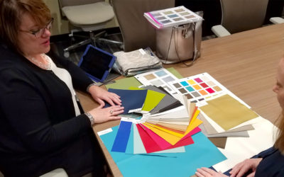 GREAT PRODUCTS, GREAT PEOPLE: ARCHITEX FABRICS AND LEE HOFMANN, ASID